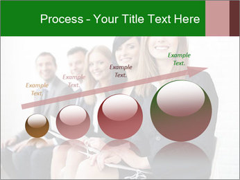 Successful businesswoman PowerPoint Templates - Slide 87