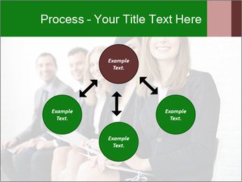Successful businesswoman PowerPoint Templates - Slide 91