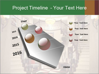 Beautiful Entry Staircase PowerPoint Templates - Slide 26