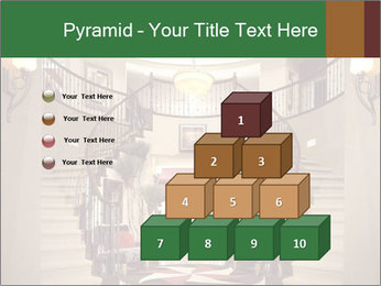 Beautiful Entry Staircase PowerPoint Templates - Slide 31