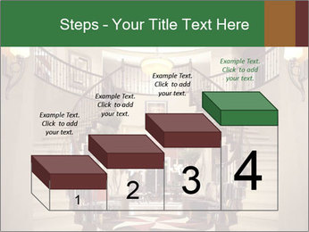 Beautiful Entry Staircase PowerPoint Templates - Slide 64