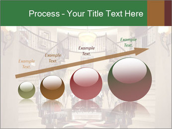 Beautiful Entry Staircase PowerPoint Templates - Slide 87