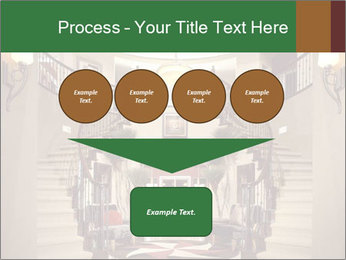 Beautiful Entry Staircase PowerPoint Templates - Slide 93
