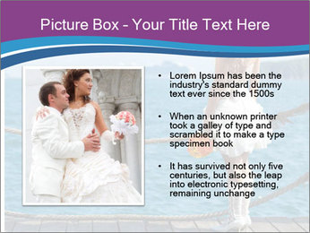 Beautiful bride PowerPoint Template - Slide 13