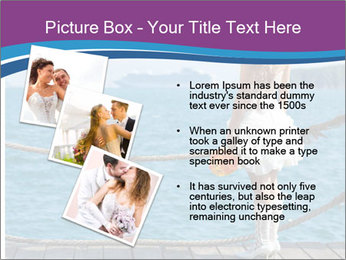 Beautiful bride PowerPoint Templates - Slide 17