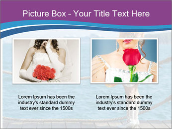 Beautiful bride PowerPoint Template - Slide 18