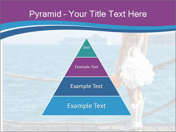 Beautiful bride PowerPoint Template - Slide 30