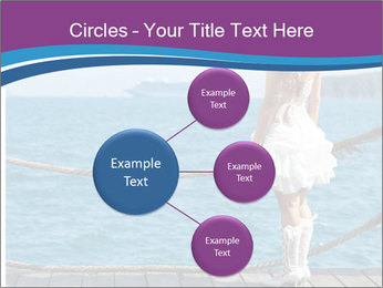 Beautiful bride PowerPoint Templates - Slide 79