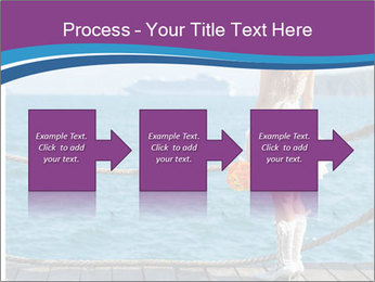 Beautiful bride PowerPoint Template - Slide 88