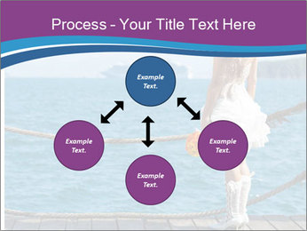 Beautiful bride PowerPoint Template - Slide 91