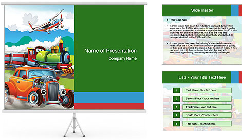0000088024 PowerPoint Template