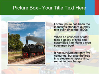 The hot rod PowerPoint Template - Slide 13