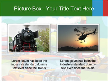 The hot rod PowerPoint Template - Slide 18