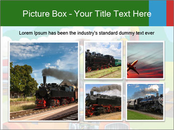 The hot rod PowerPoint Template - Slide 19
