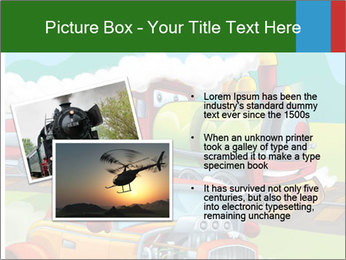 The hot rod PowerPoint Template - Slide 20