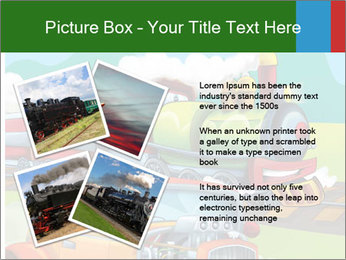 The hot rod PowerPoint Template - Slide 23