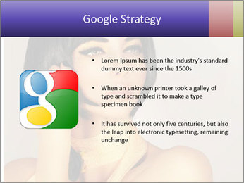 Picture of gorgeous female PowerPoint Templates - Slide 10