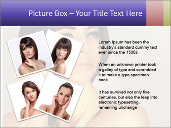 Picture of gorgeous female PowerPoint Templates - Slide 23