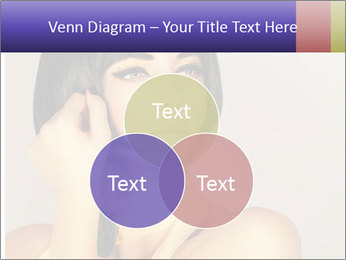Picture of gorgeous female PowerPoint Templates - Slide 33