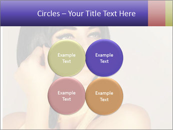 Picture of gorgeous female PowerPoint Templates - Slide 38
