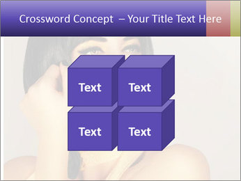 Picture of gorgeous female PowerPoint Templates - Slide 39