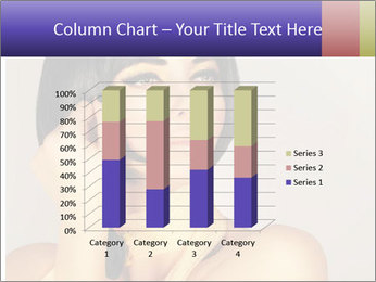 Picture of gorgeous female PowerPoint Templates - Slide 50