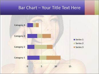 Picture of gorgeous female PowerPoint Templates - Slide 52