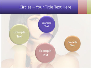 Picture of gorgeous female PowerPoint Templates - Slide 77