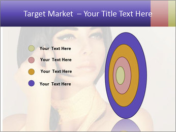 Picture of gorgeous female PowerPoint Templates - Slide 84