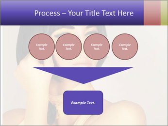 Picture of gorgeous female PowerPoint Templates - Slide 93