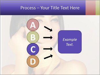 Picture of gorgeous female PowerPoint Templates - Slide 94