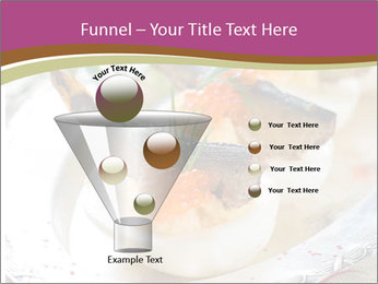 Eggs stuffed with yolk PowerPoint Templates - Slide 63