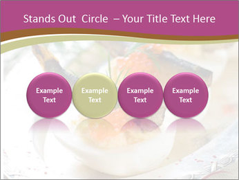 Eggs stuffed with yolk PowerPoint Templates - Slide 76