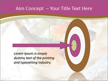 Eggs stuffed with yolk PowerPoint Templates - Slide 83