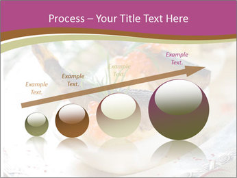 Eggs stuffed with yolk PowerPoint Templates - Slide 87
