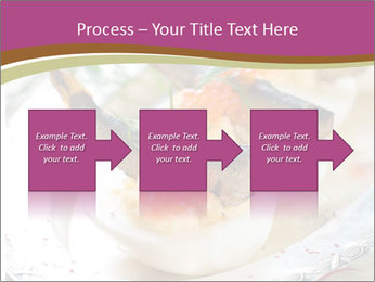 Eggs stuffed with yolk PowerPoint Templates - Slide 88
