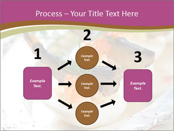 Eggs stuffed with yolk PowerPoint Templates - Slide 92