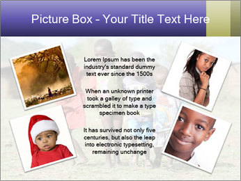 African children PowerPoint Template - Slide 24