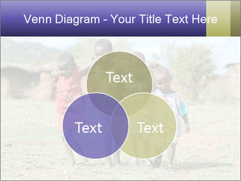 African children PowerPoint Template - Slide 33