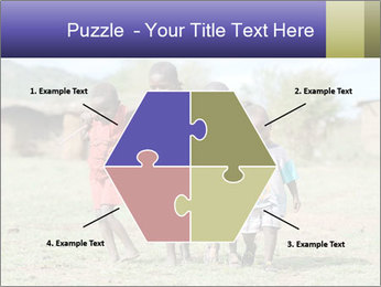 African children PowerPoint Template - Slide 40