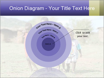 African children PowerPoint Template - Slide 61