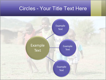 African children PowerPoint Template - Slide 79