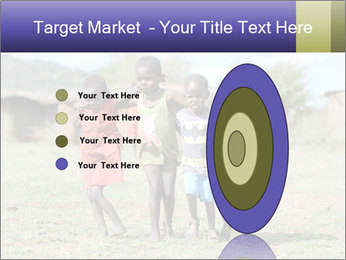 African children PowerPoint Template - Slide 84