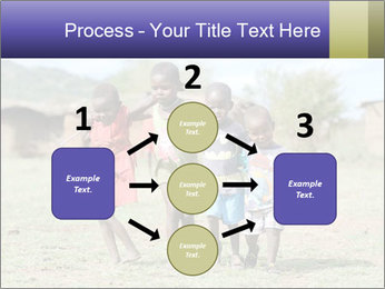 African children PowerPoint Template - Slide 92