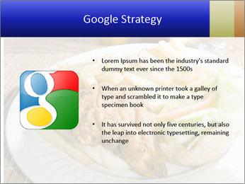 Sandwich Caribbean style PowerPoint Template - Slide 10