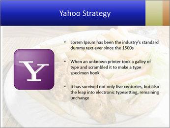 Sandwich Caribbean style PowerPoint Template - Slide 11