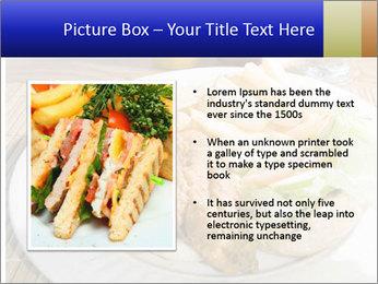Sandwich Caribbean style PowerPoint Template - Slide 13