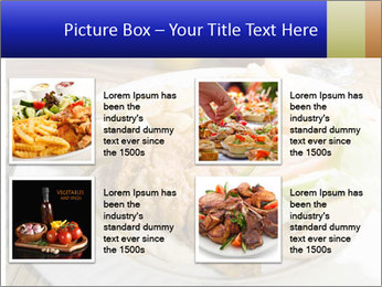 Sandwich Caribbean style PowerPoint Template - Slide 14