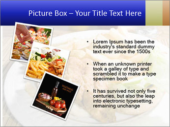 Sandwich Caribbean style PowerPoint Template - Slide 17