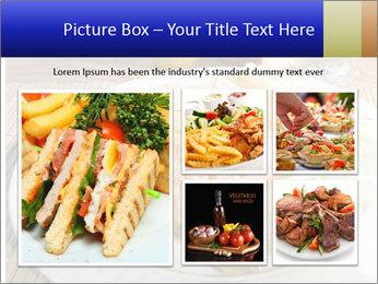Sandwich Caribbean style PowerPoint Template - Slide 19